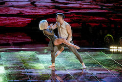 'World of Dance' Qualifiers L&J. Photo by Justin Lubin/NBC.