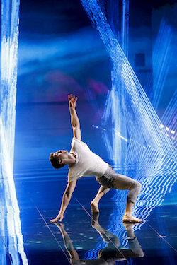 'World of Dance' The Cut competitor Michael Dameski. Photo by Trae Patton/NBC.