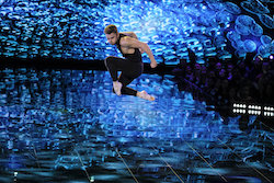 'World of Dance' Duels competitor Michael Dameski. Photo by Justin Lubin/NBC.