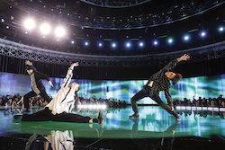 'World of Dance' Qualifiers Morning of Owl. Photo by Trae Patton/NBC.