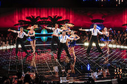 'World of Dance' Qualifiers The Pulse. Photo by Justin Lubin/NBC.