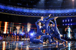 'World of Dance' Qualifiers Pursuit. Photo by Trae Patton/NBC.