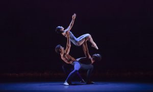Atlanta Ballet dancers. Photo by Kim Kenney.