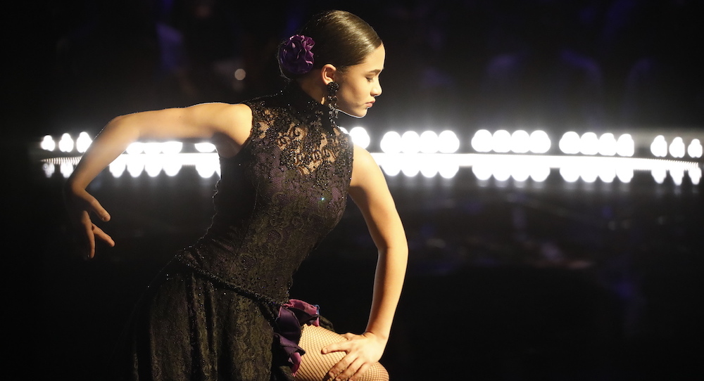 Victoria Caban on 'World of Dance'. Photo by Trae Patton/NBC.