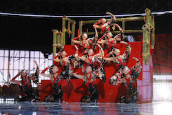'World of Dance' Divisional Finals competitors The Fabulous Sisters. Photo by Trae Patton/NBC.