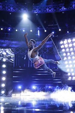 'World of Dance' Divisional Finals competitor Jaxon Willard. Photo by Trae Patton/NBC.