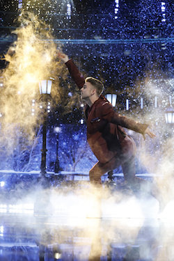 'World of Dance' Finale competitor Michael Dameski. Photo by Trae Patton/NBC.