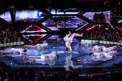 'World of Dance' The Cut competitors The Ruggeds. Photo by Justin Lubin/NBC.