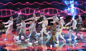 'World of Dance' The Cut competitors S-Rank. Photo by Justin Lubin/NBC.