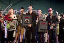 2018 Capezio A.C.E. Awards. Photo by Belinda Strodder.