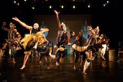 Coyaba Dance Theater. Photo by Jonathan Hsu.