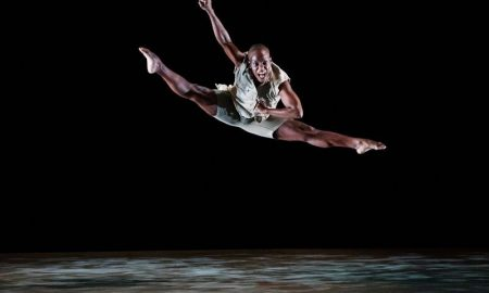 AAADT's Hope Boykin in Jawole Willa Jo Zollars' 'Shelter'. Photo by Paul Kolnik.