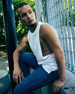 Kevin Ortega-Rojas. Photo by Keith Fung.