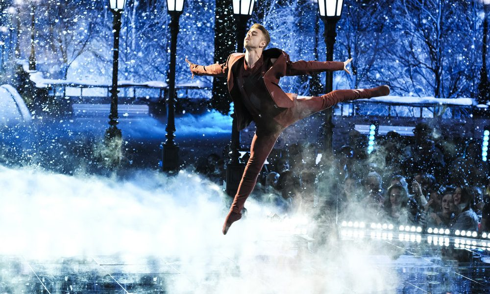 Michael Dameski - World of Dance - Season 2