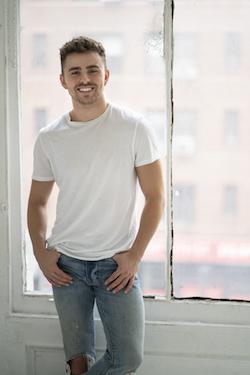 Michael Dameski. Photo by Rebecca Lampiasi.