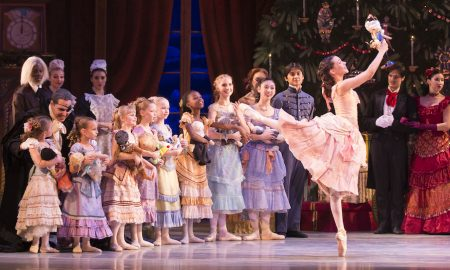 The Washington Ballet in 'The Nutcracker'. Photo by Theo Kossenas.