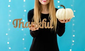 How to be a thankful dancer