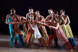 BalletX in Matthew Neenan's 'Credo'. Photo by Bill Hebert.