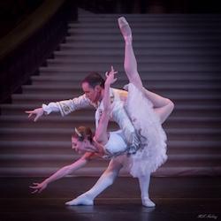 Lauren Fadeley Veyette and Francis Veyette. Photo by R.L. Furlong.