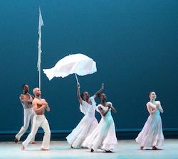 AAADT in Alvin Ailey's 'Revelations'. Photo by James R. Brantley.