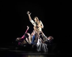 AAADT in Rennie Harris' 'Lazarus'. Photo by Paul Kolnik.
