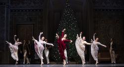 Boston Ballet in 'Mikko Nissinen's The Nutcracker'. Photo by Angela Sterling, courtesy of Boston Ballet.