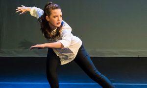 Jane Franklin Dance. Photo by Jim Turner.