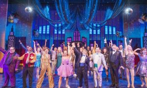 The cast of Broadway's 'The Prom'. Photo by Deen van Meer.