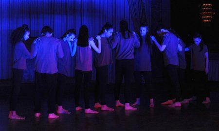 Fortitude Dance Project's Winter Wonderland Gala.