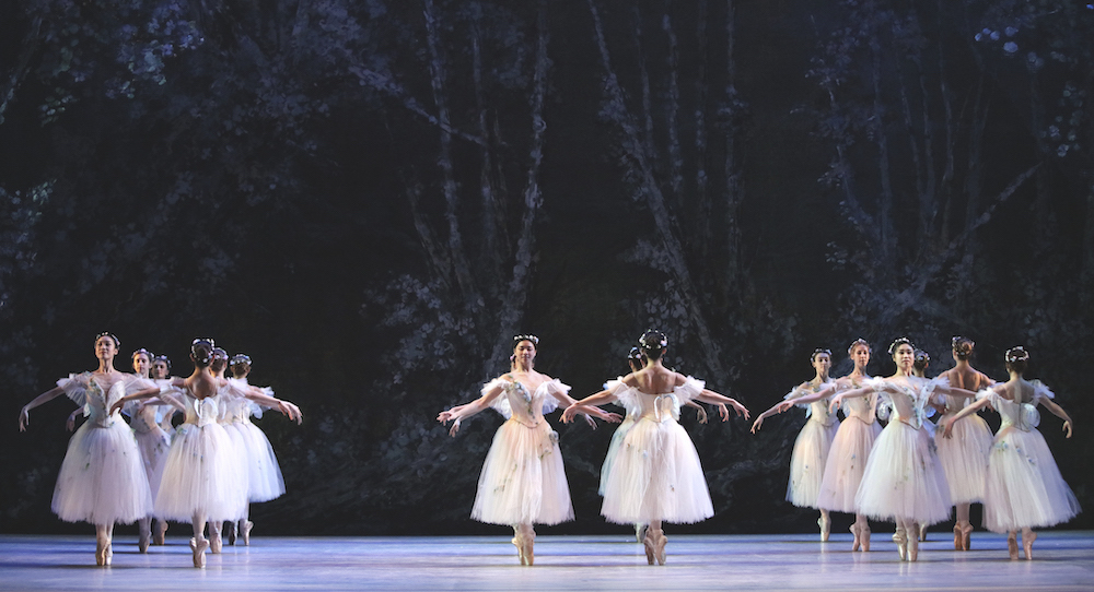 Atlanta Ballet's 'La Sylphide'. Photo by Charlie McCullers.