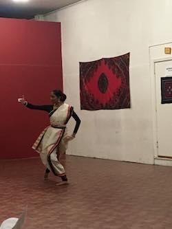 Anagha Sundararajan. Photo by Samantha Wilson.