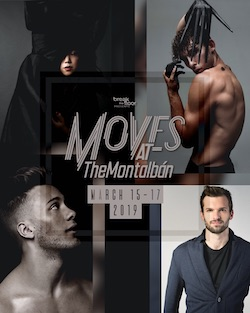 Moves at The Montalbán.
