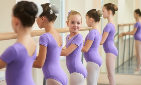 Starting ballet classes