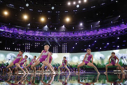 'World of Dance' Qualifiers The Crazy 8's. Photo by Trae Patton/NBC.