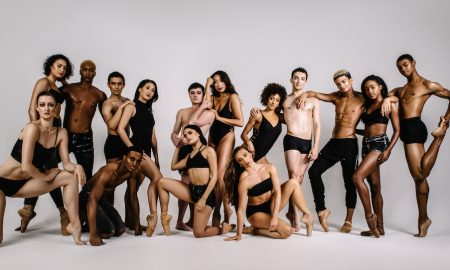 Complexions Contemporary Ballet. Photo by Steven Truman Gray.