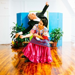 'Las Fridas'. Photo by Leon Anthony James.