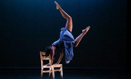 'Chaired Memories' by Nailah Randall Bellinger. Photo by Olivia Moon Photography.