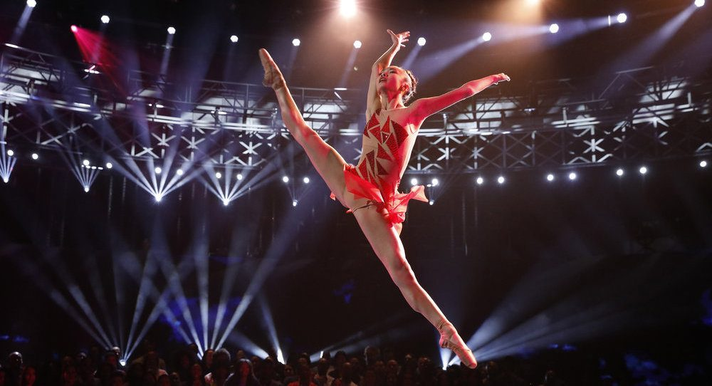 'World of Dance' The Duels competitor Kayla Mak. Photo by Trae Patton/NBC.
