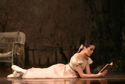 Xiao Nan Yu in 'Onegin'. Photo by Cylia von Tiedemann.