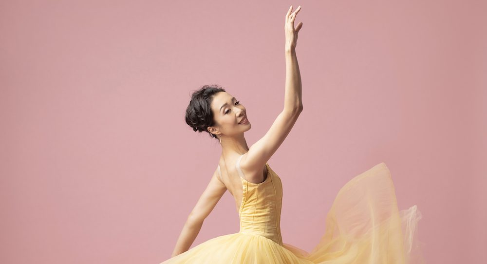 Xiao Nan Yu. Photo by Karolina Kuras.