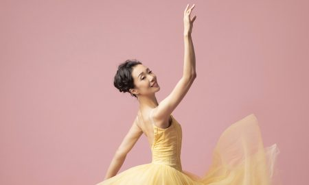 Xiao Nan Yu. Photo by Karolina Kuras.