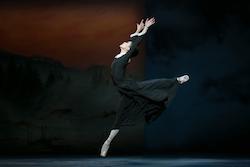 Xiao Nan Yu in 'The Winter's Tale'. Photo by Karolina Kuras.