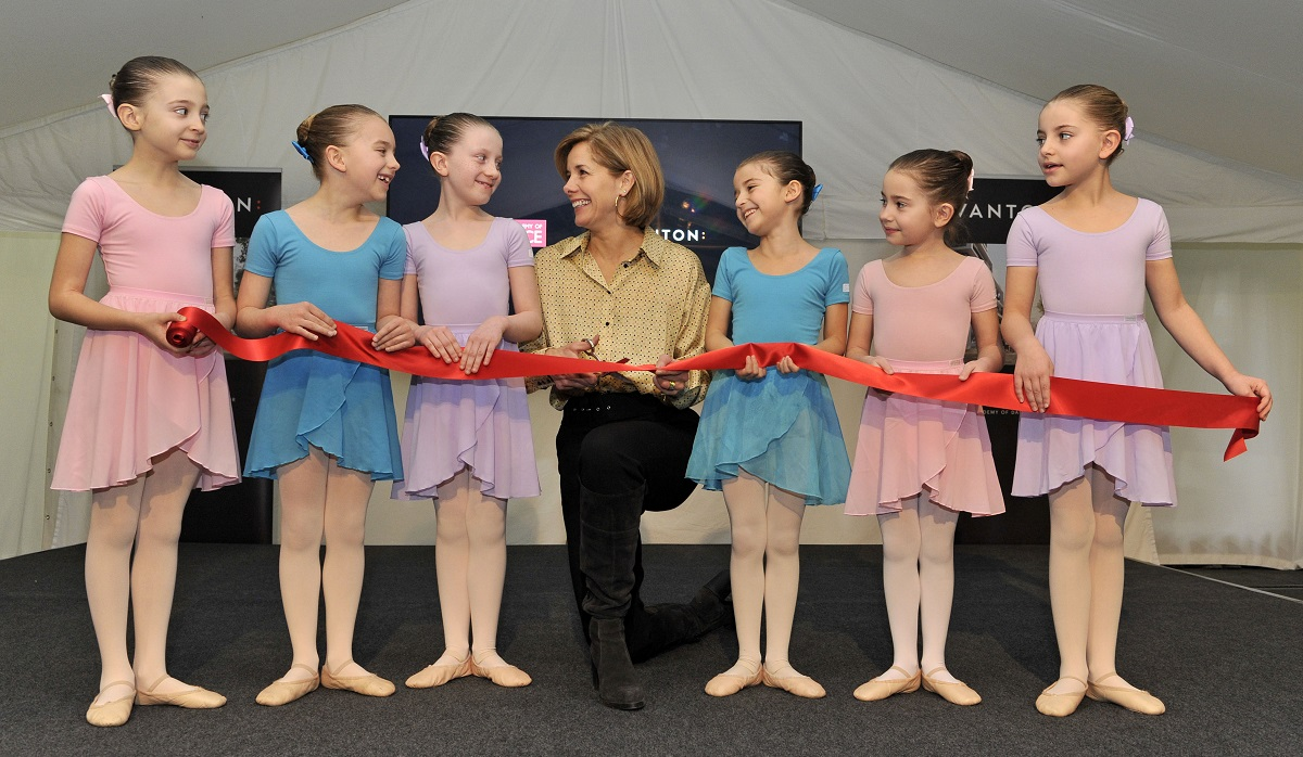 Dame Darcey Bussell, President of the RAD