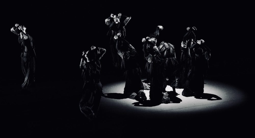 Tabula Rasa Dance Theater in 'Inside Our Skins'. Photo by Jared Siskin/PMC.
