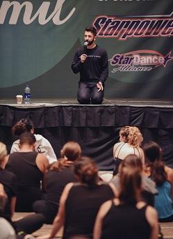 Al Blackstone at Dance Teacher Summit