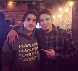 David and Jacob Guzman.