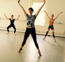NYC $5 Community Ballet. Photo courtesy of Mira Cook.