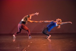 Nozama Dance Collective. Photo by Mickey West Photography.