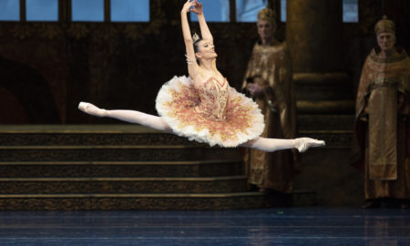Jasmine Jimison in 'The Sleeping Beauty'. Photo by Erik Tomasson.