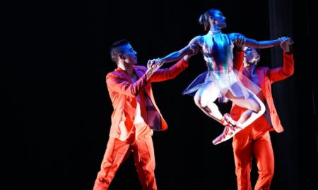 Arch Contemporary Ballet's 'Chromatic Skies'. Photo by Eduardo Patino.